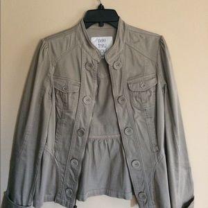 See Thru Soul jacket